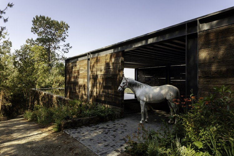 El Mirador House / CC Arquitectos, © Rafael Gamo