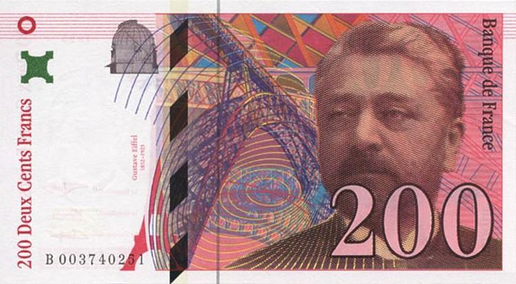 © Banque de France vía currencymuseum.net