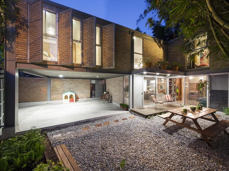 Brisas House / Garza Camisay arquitectos, © Documentación Arquitectónica