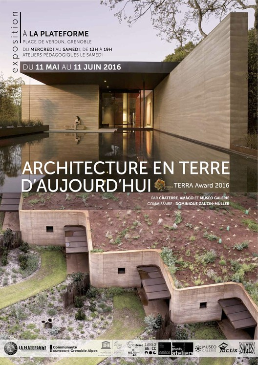Exposición 'Arquitectura en Tierra Hoy', TERRA Award