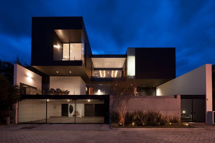 CH House / GLR Arquitectos, © Jorge Taboada