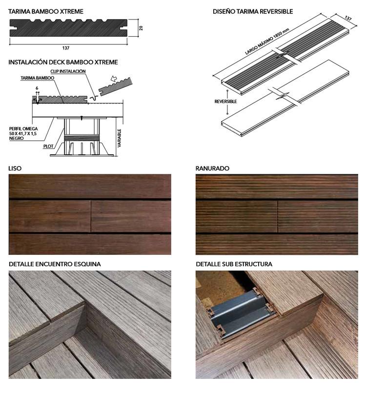 Deck Bamboo