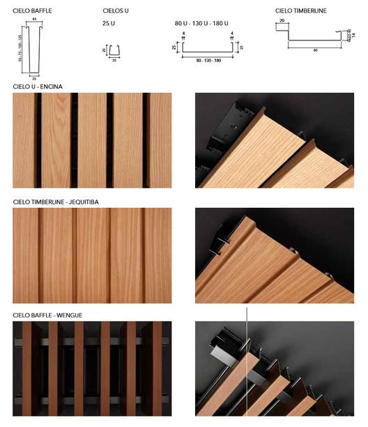 Cielos Woodlines
