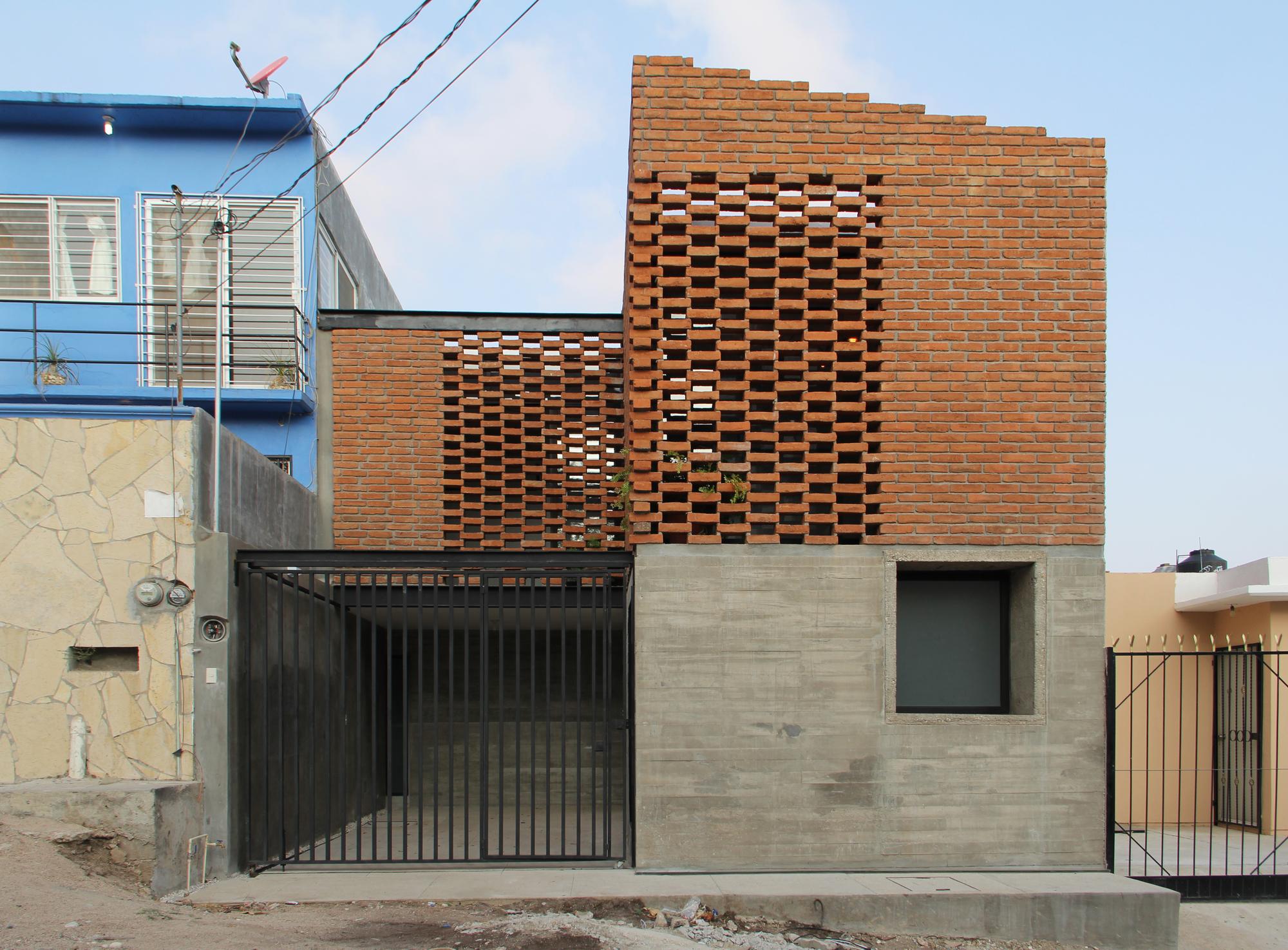 Casa Tadeo Apaloosa Estudio De Arquitectura Y Dise O