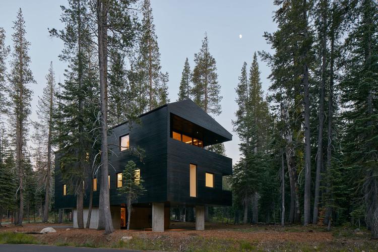 Troll Hus / Mork-Ulnes Architects, © Bruce Damonte