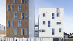 16 Social Housing Units / Atelier Gemaile Rechak