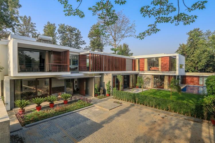 Casa Galería / DADA & Partners, © Ranjan Sharma / Lightzone India