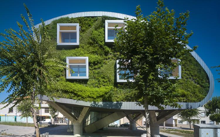 Edificio Inteligente CSI-IDEA / Juan Blázquez + Oficina Técnica Municipal Ayuntamiento Alhaurín de la Torre, © Jesús Granada
