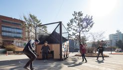 Patio de juegos indefinido / B.U.S Architecture