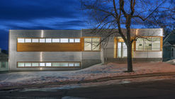 Juniper House  / The Marc Boutin Architectural Collaborative