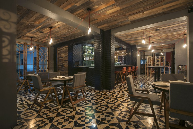 Mezcal Bar / EZEQUIELFARCA arquitectura y diseño, © Jaime Navarro