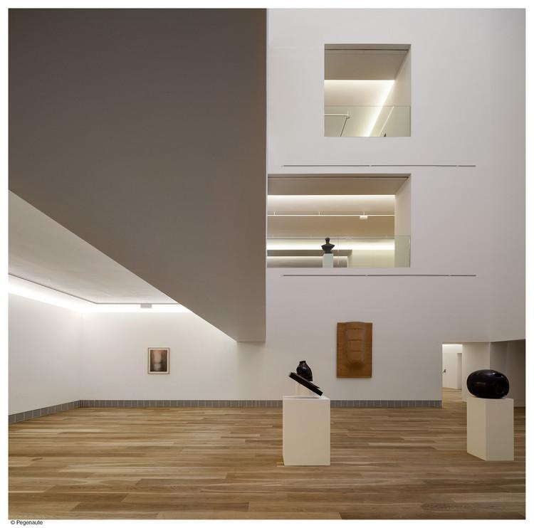 Museo de Bellas Artes de Asturias. Image © Pedro Pegenaute