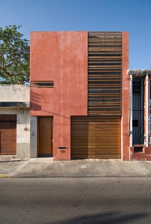 Casa estudio 49 reyes r os larra n arquitectos for Arquitectos de la arquitectura moderna