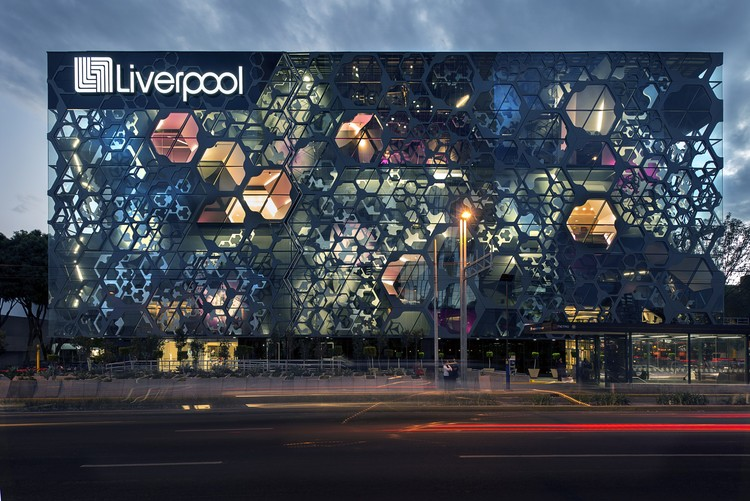 Tienda Departamental Liverpool Insurgentes / Rojkind Arquitectos, © Rojkind Arquitectos. Photo: Jaime Navarro