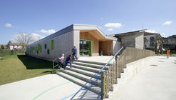Nursery School in Zubieta Extension / Estudio Urgari