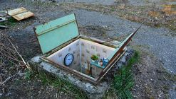 """El artista Biancoshock cuestiona el derecho a la vivienda en su obra """"Borderlife"""""""