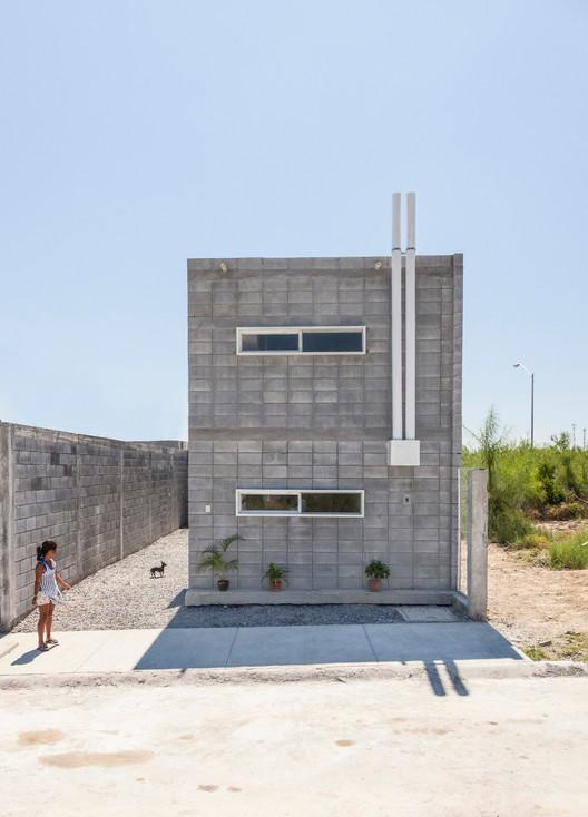 Box House / S-AR stación-ARquitectura + Comunidad Vivex, © Alejandro Cartagena