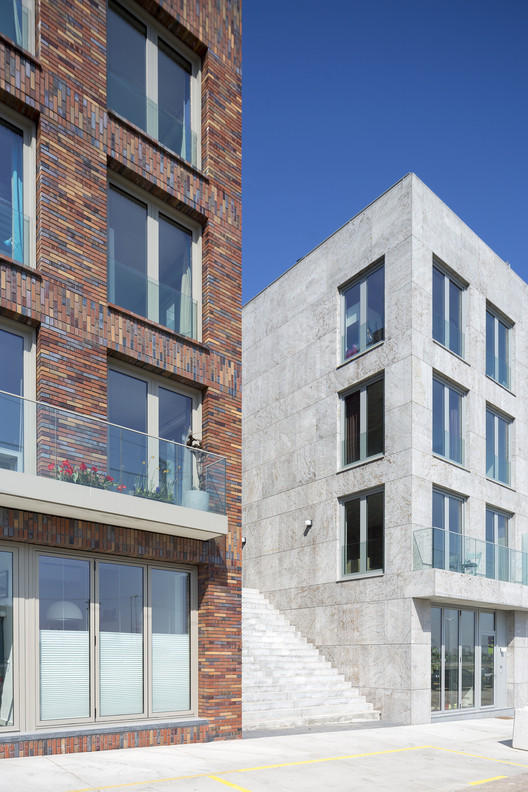 Houthaven Blok 0 – Parcelas 8 & 9 / Marcel Lok_Architect, © Luuk Kramer