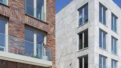 Houthaven Blok 0 – Plots 8 & 9 / Marcel Lok_Architect