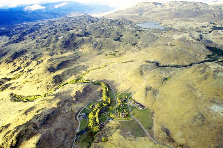 Parque Patagonia: el legado arquitectónico de Douglas Tompkins en el Valle Chacabuco, © Linde Waidhofer (Western Eye) y banco fotográfico de Francisco Morandé
