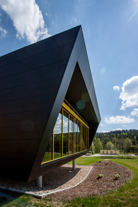 Cortesía de Architekturbüro Steidl