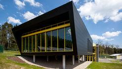 Centro de Control de Red de Media Tensión / Architekturbüro Steidl