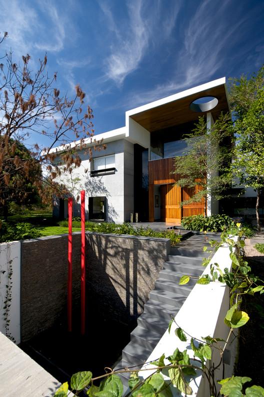 Casa bajo el árbol / Agraz Arquitectos, © Mito Covarrubias