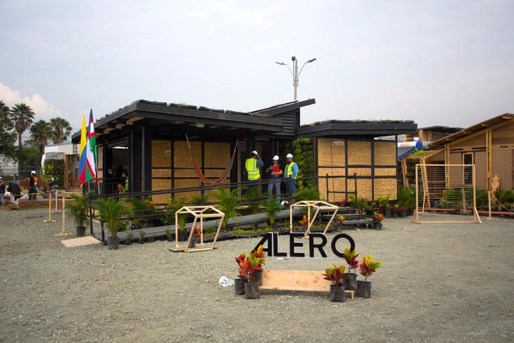¿Cómo diseñar una vivienda social sustentable? La experiencia de Casa Alero en Solar Decathlon 2015, Cortesía de CALICIVITA TEAM/Pontificia Universidad Javeriana Cali, Universidad Icesi