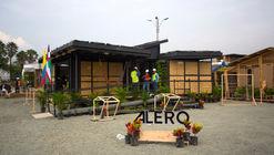 ¿Cómo diseñar una vivienda social sustentable? La experiencia de Casa Alero en Solar Decathlon 2015