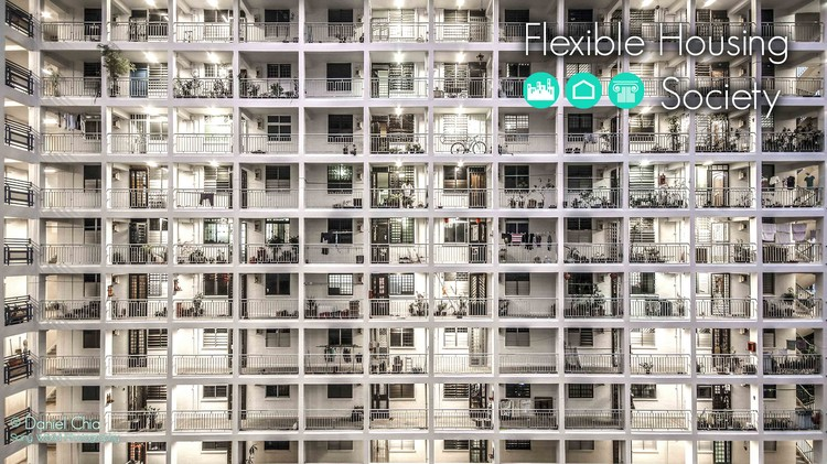 Call for Entries: Flexible Housing – Society