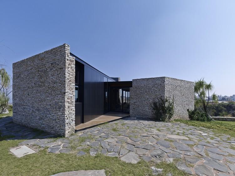 Rio Blanco Pavilion / Estudio Carme Pinós, © Jordi Bernadó