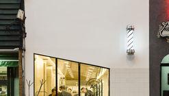 A.S. Barbershop  / Felipe Hess