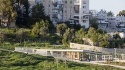 The Gazelle Valley Park / Weinstein Vaadia Architects + Rachelle Wiene