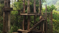 Inside Las Pozas, Edward James' Surrealist Garden in the Mexican Jungle