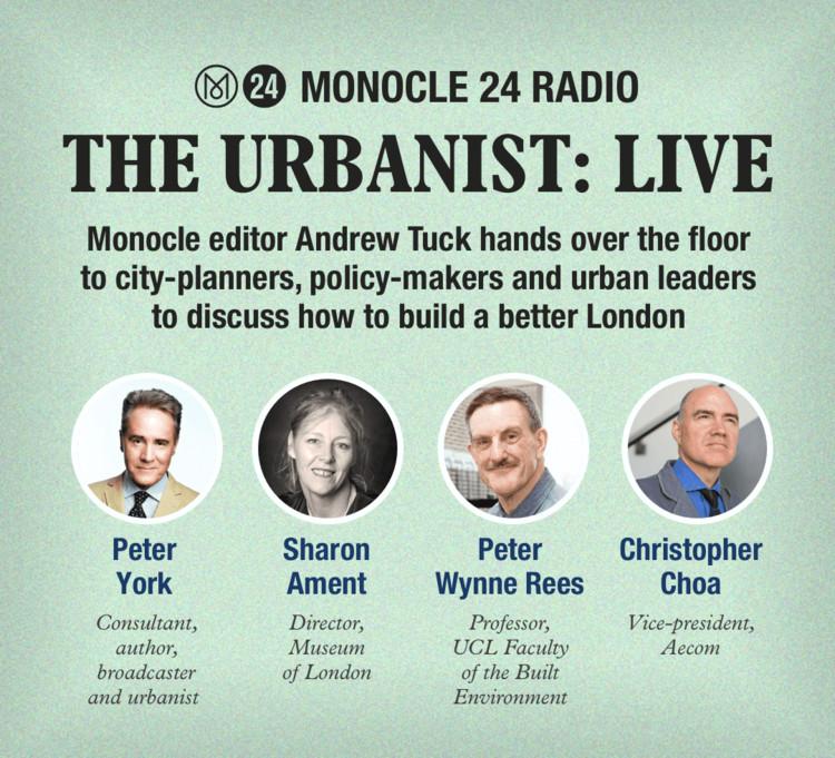 Monocle 24's The Urbanist: Live (2016), The Urbanist LIVE - Monocle