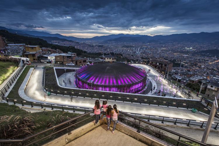 UVA Versalles de EPM en Medellín. Image Cortesía de EPM