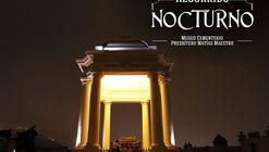 Recorrido Nocturno al Museo Cementerio Presbítero Matías Maestro / Lima