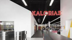 Clube Kalorias / Estúdio AMATAM