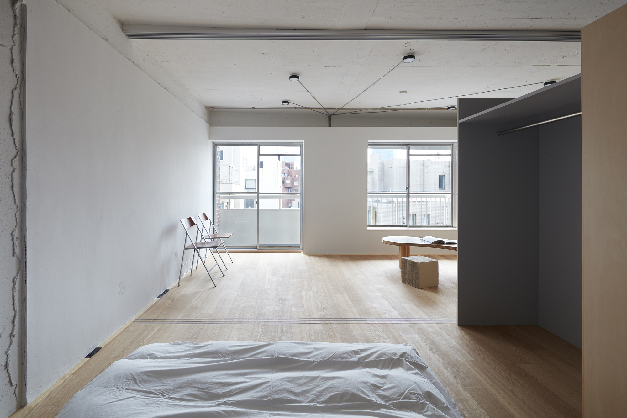 Interior renovation in tokyo frontofficetokyo archdaily