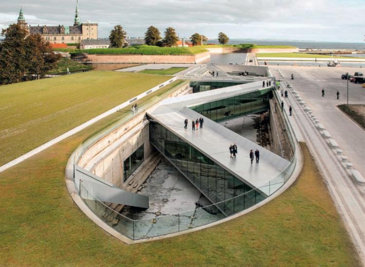 Museo Marítimo de Dinamarca / BIG. Copenhague, Dinamarca (2013) © Luca Santiago Mora