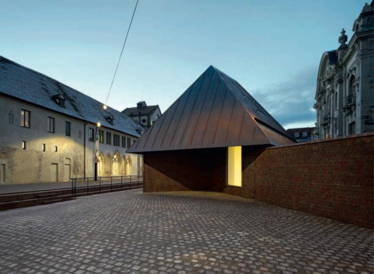 Ampliación del Museo Unterlinden / Herzog & de Meuron. Colmar, Francia (2015) © Ruedi Walti