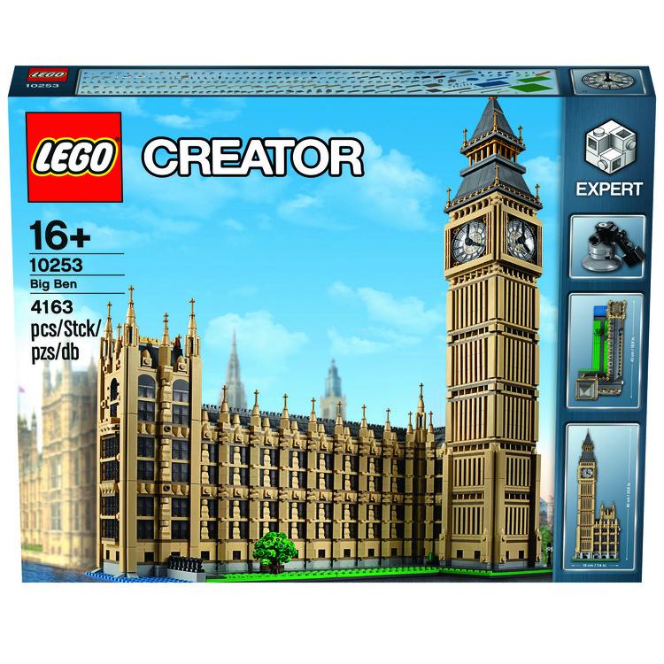 Cortesía de LEGO®