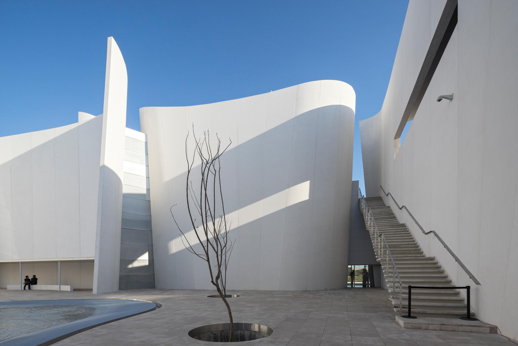 Museo Internacional Barroco, Nuevo Museo de Puebla