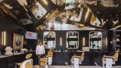 Barberia Royal / ROW Studio