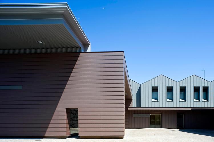 Santa Margherita Winery Project  / Westway Architects, © Moreno Maggi