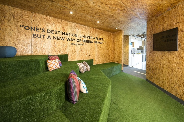 Proyecto Booking / AeI Arquitectura e Interiores, © Juan Fernando Castro