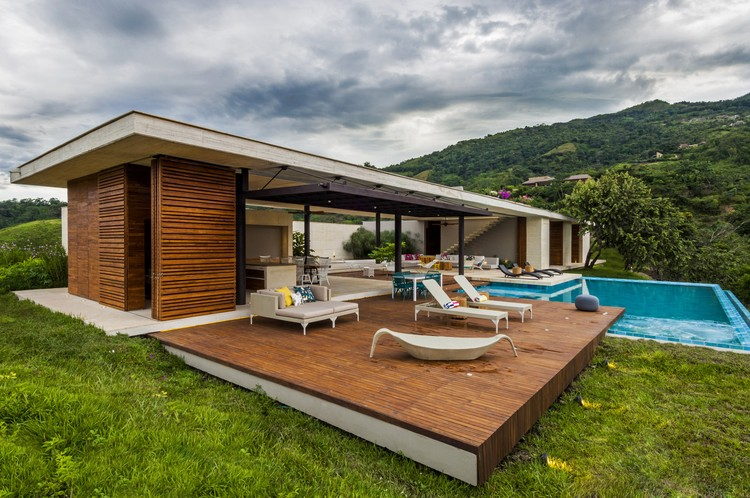 Casa 7A / Arquitectura en Estudio + Natalia Heredia, © David Uribe