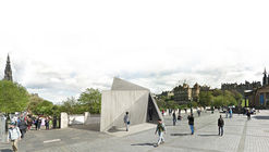 Konishi Gaffney Architects Unveils Their Winning Pavilion for the Pop-Up Cities Expo in Edinburgh