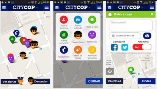 CityCop. Image © Google Play