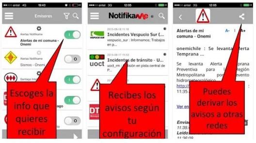 Notifikame. Image © Google Play